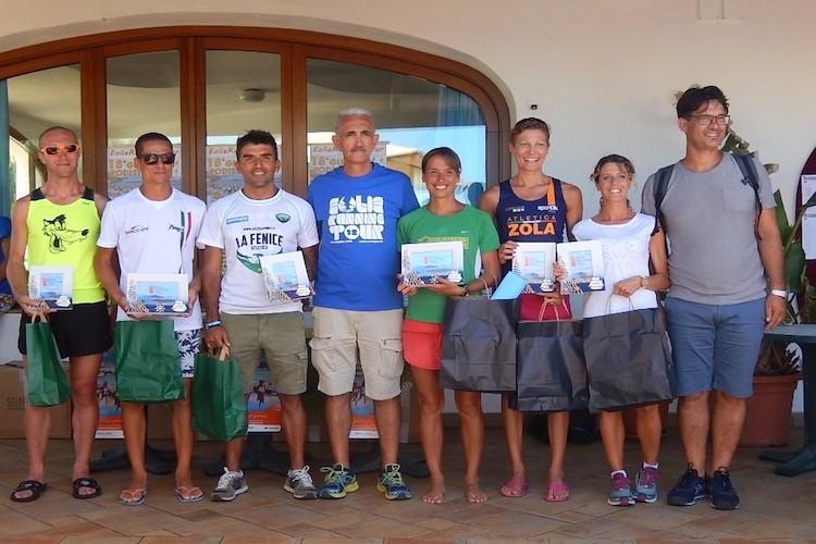 Gli emiliani Franzese e Ricci si aggiudicano il 18° Giro Podistico a Tappe delle Isole Eolie