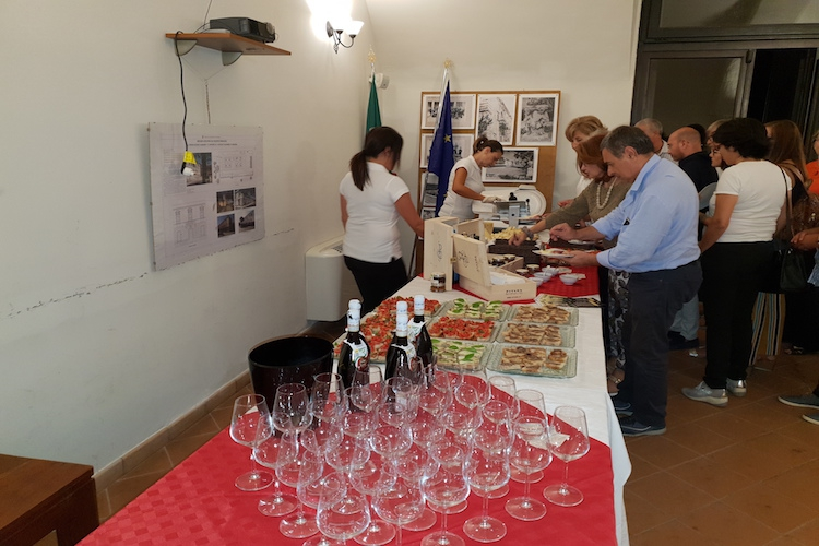 Sold out all'Enoteca Provinciale di S. Placido Calonerò per l'appuntamento di Cinemadivino