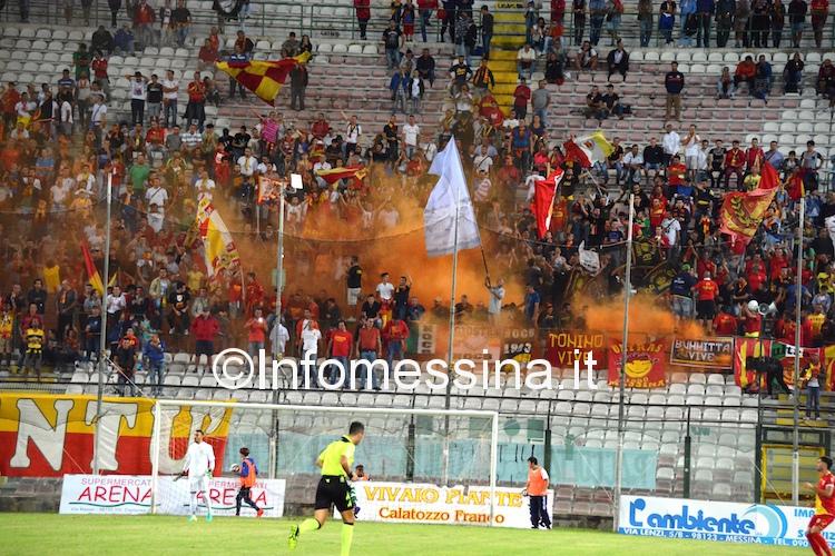 Il Campionato di Serie D parte subito forte, Il Messina prima giornata in casa con il Bari