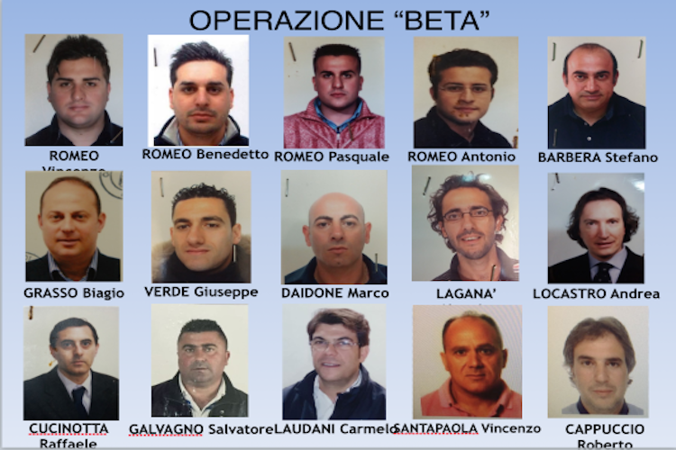 Cellula mafiosa catanese operante a Messina, 19 condanne e 2 assoluzioni