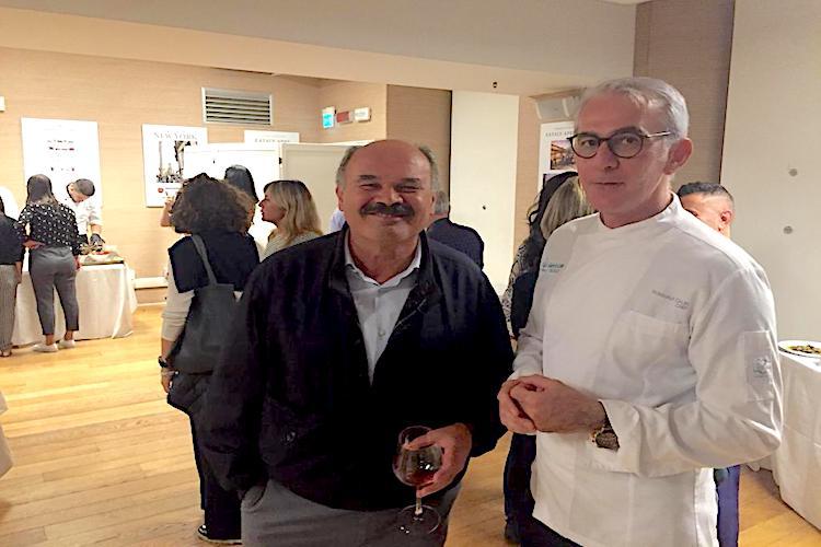 Chef Caliri nel tempio di Oscar Farinetti, a Eataly presentata Taormina Gourmet