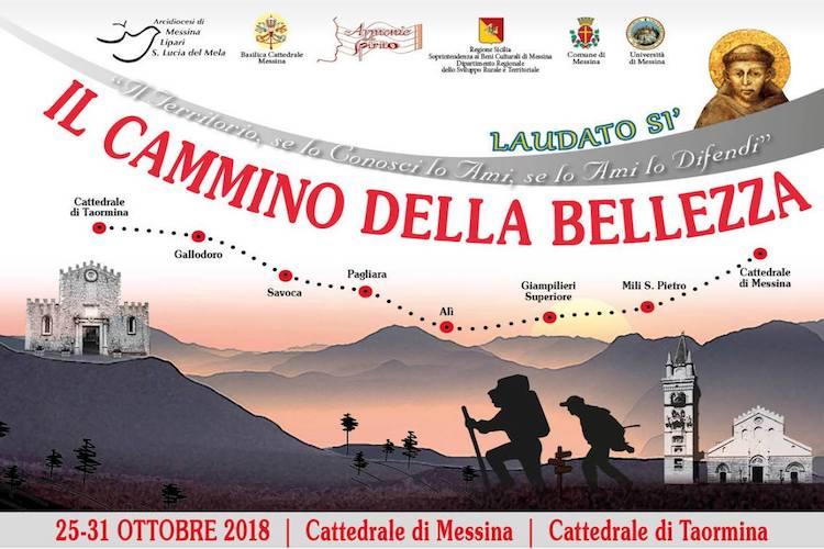 """Il """"Cammino della Bellezza"""", da Messina a Taormina alla scoperta del versante ionico dei Peloritani"""