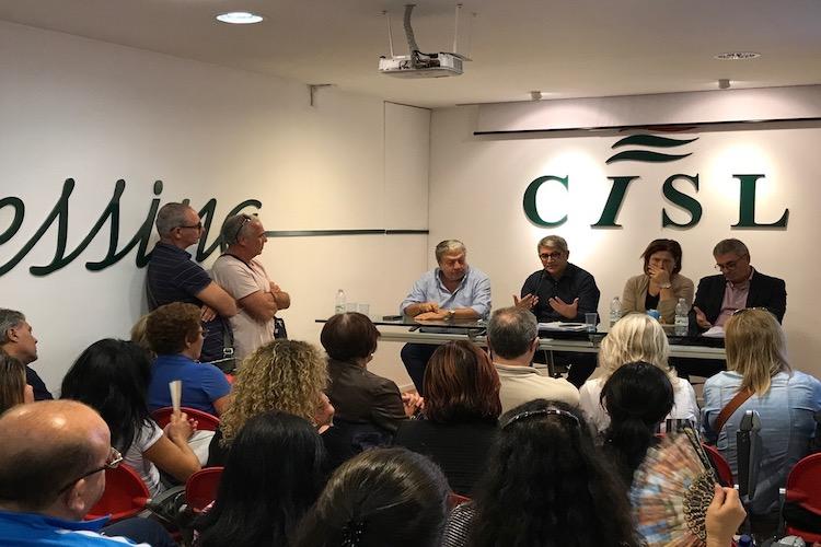 """Salva Messina, Cisl: """"Troppe falsità, abbiamo spiegato ai lavoratori la nostra posizione"""""""