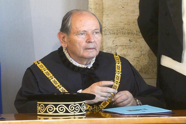 Mercoledì 31 ottobre Lectio magistralis del Presidente della Corte Costituzionale