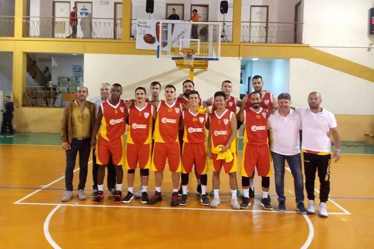 Nuova Pallacanestro Messina, esordio vincente sul campo del Basket Club Paternò