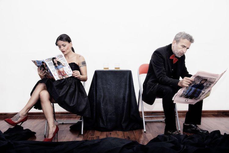 """Teatro dei 3 Mestieri: alta gradazione di talento con gli """"Shots"""" di Francesco Bernava e Alice Sgroi"""