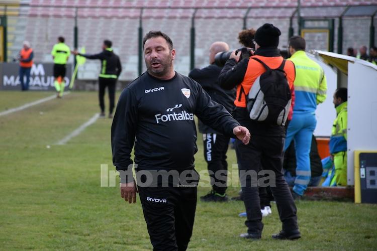 Bari-Messina, i convocati di mister Biagioni, c'è anche Marzullo ma non il transfer