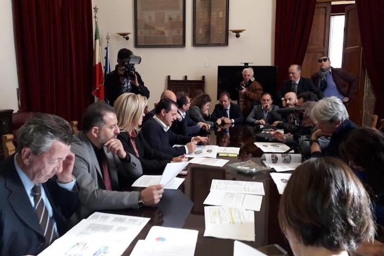 """Salva Messina, De Luca: """"Adesso pensiamo al rilancio della città"""""""