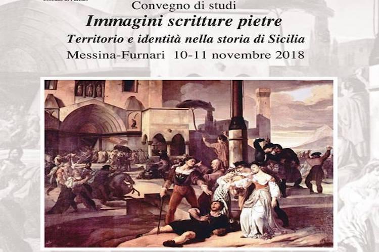 """Convegno di studi storici """"Immagini scritture pietre. Territorio e identità nella storia di Sicilia"""""""