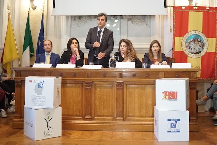 Al via la prima edizione della International Skills Meeting, isola della formazione universitaria