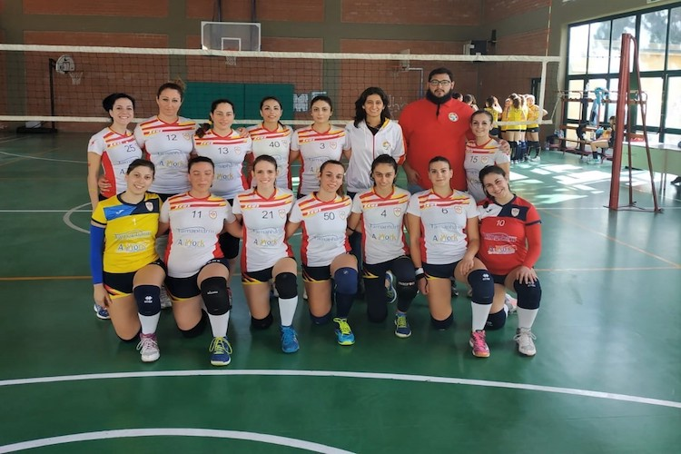Esordio vincente in Prima Divisione per le ragazze del Mondo Volley Messina