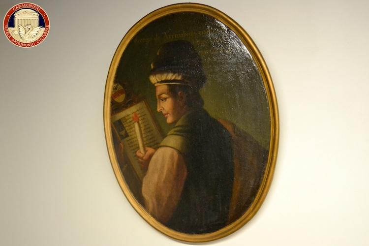 Messinese stava vendendo on line un quadro del '600 rubato a Treviso