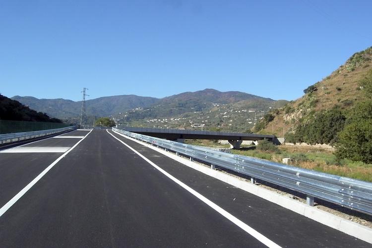 Al via i lavori di messa in sicurezza della strada a scorrimento veloce Patti-S. Piero Patti