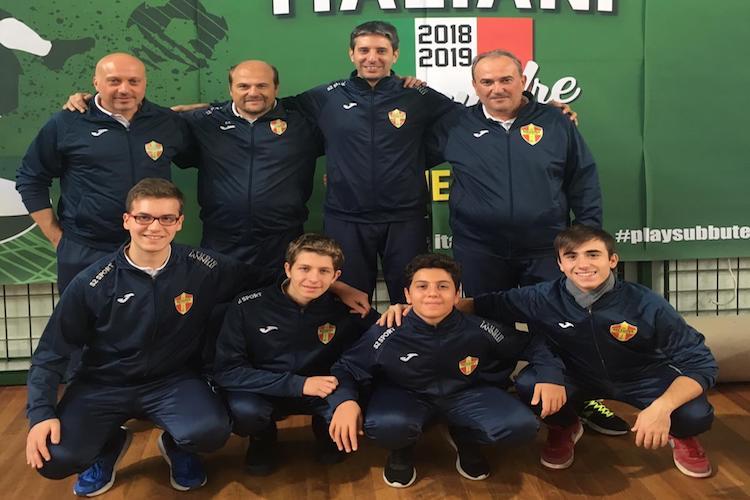 Il Messina Table Soccer chiude il girone di andata di Serie C al quinto posto