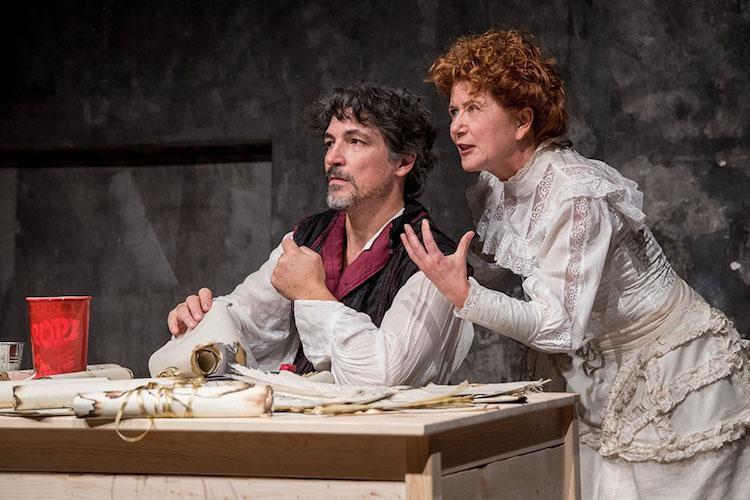 """""""Sugnu o non Sugnu"""". Ritratto inedito di Shakespeare… forse adottato da un siciliano"""