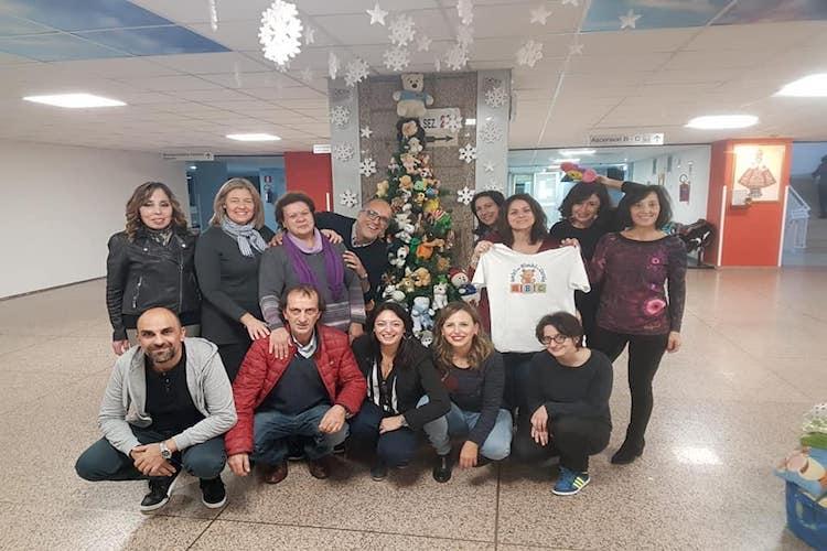 Grazie ad ABC anche per i bimbi ospedalizzati messinesi sarà un Natale speciale