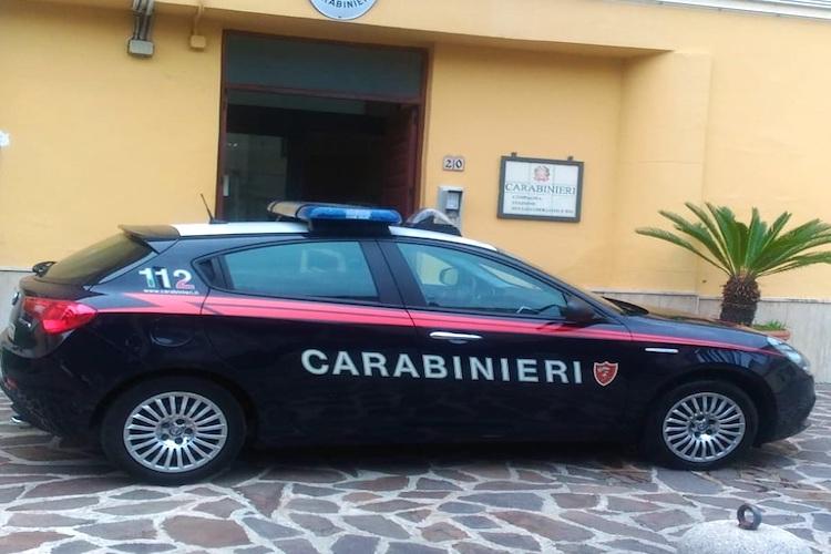 Controlli Carabinieri Patti, sei denunce e otto piante di cannabis sequestrate