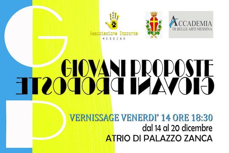 Mostra di Arte contemporanea da venerdì 14 nell'atrio di palazzo Zanca a Messina