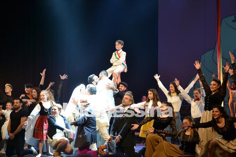 Lunga la strada da Messina a Broadway per il musical Lelè il mafioso.it