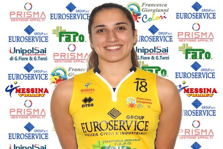 Primo arduo impegno del Messina Volley che affronterà La Saracena Volley