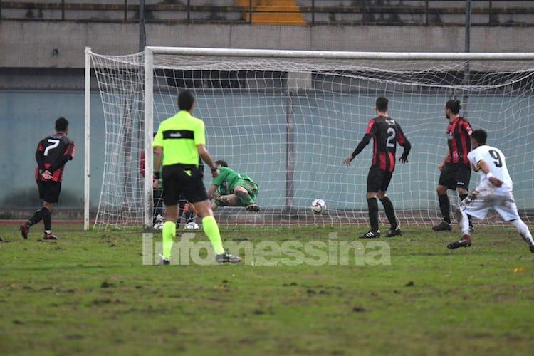 Un Messina tutto cuore e grinta espugna Nocera, 0-1 risultato finale