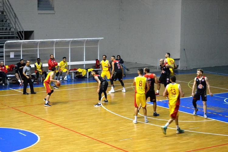"""La Nuova Pallacanestro Messina capolista, Caruso: """"Soddisfatto di questo inizio di torneo"""""""
