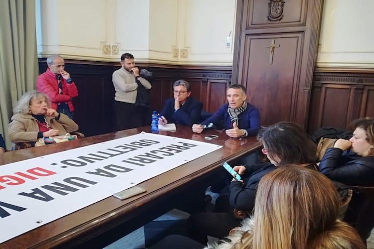 """Precari Città Metropolitana, Fp Cgil e Csa: """"Le rassicurazioni non bastano"""""""