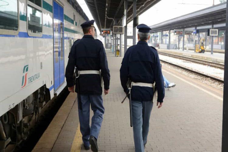 Operazione Stazioni Sicure, controlli straordinari della Polfer in 42 stazioni siciliane