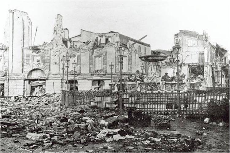 Oltre 100 anni fa Messina fu distrutta dal terremoto, poi ci pensarono i politici a completare l'opera