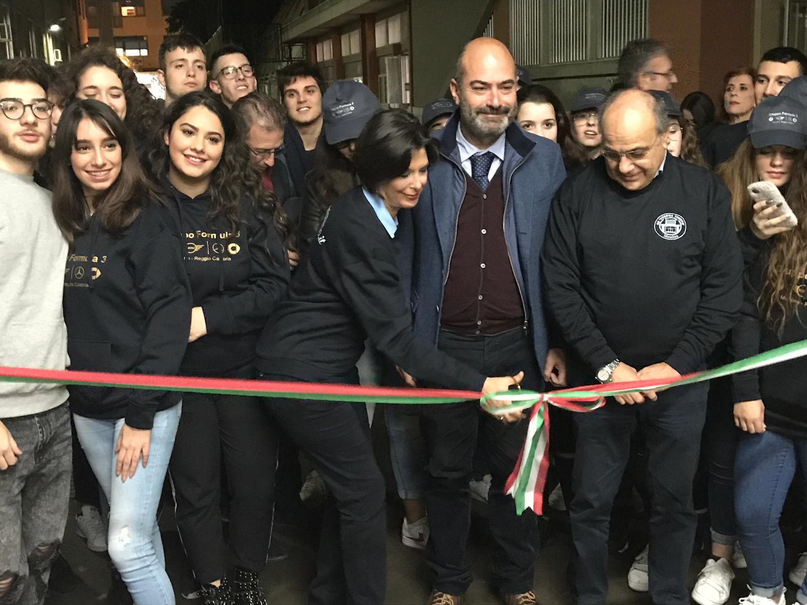 """Inaugurata """"La Via della Tecnica"""", tre giorni di apertura dell'I.I.S. Verona Trento alla città"""