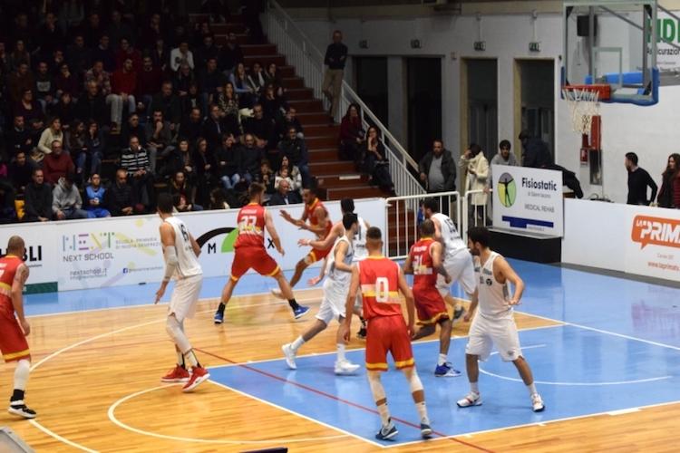 La ZS Group Messina chiude il 2018 con una sconfitta sul campo della capolista Ragusa