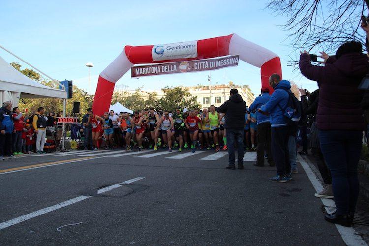 Ultimi preparativi in vista della Messina Marathon 2019