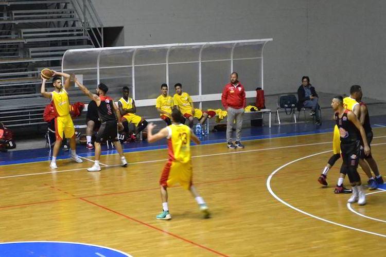 Nuova Pallacanestro Messina fatica, poi nel finale allunga e supera Paternò