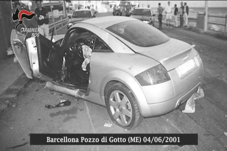 """Operazione contro la """"famiglia"""" mafiosa di Barcellona P.G., fatta luce su quattro omicidi"""