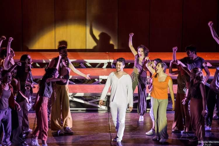 Il 25 gennaio al Palacultura di Messina il musical Opera Rock Judas' death