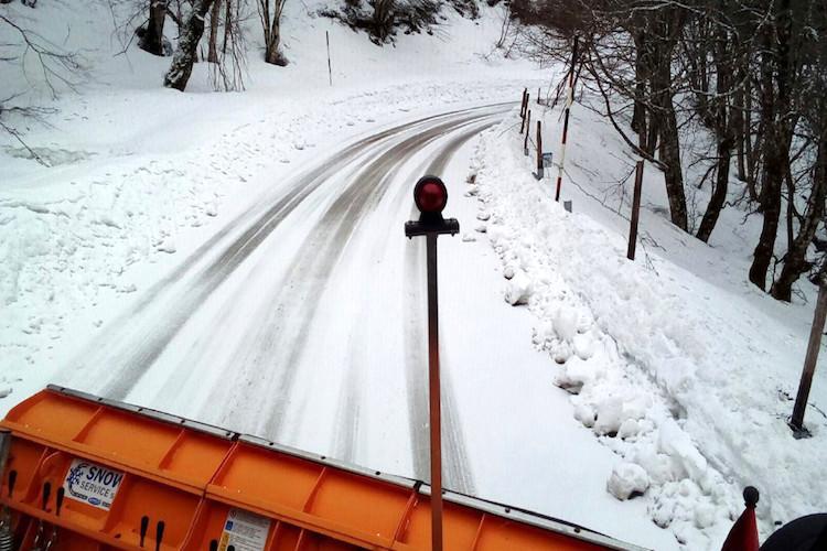 Comuni dei Nebrodi isolati a causa delle nevicate, interrogazione di De Domenico