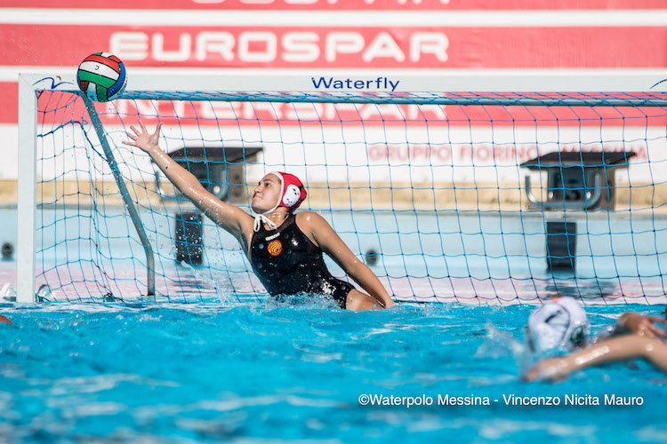 Waterpolo Messina tenta di eliminare lo zero in classifica con Tolentino