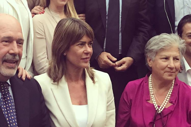 """Nemo Sud, Elvira Amata: """"Come mai senatori non messinesi presentano questa interrogazione?"""""""