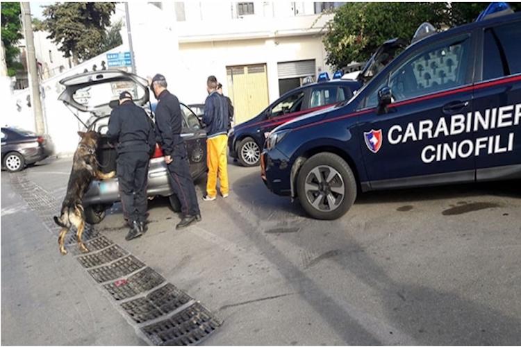Mirto, 55enne arrestato per furto di energia elettrica e detenzione di cocaina