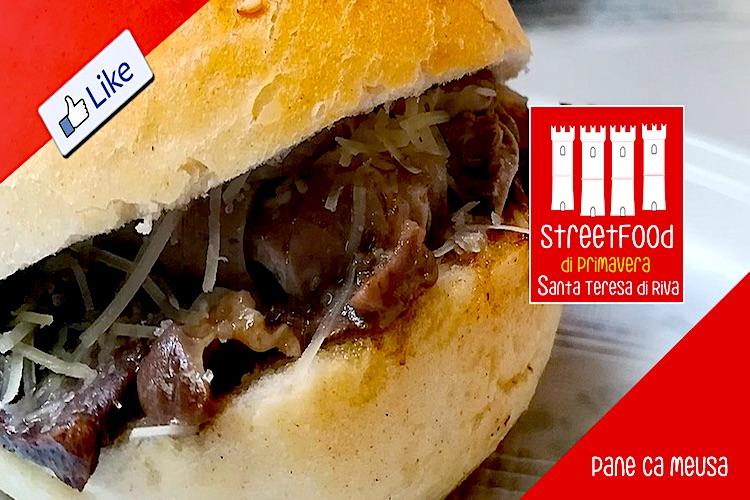 """Tutto pronto per lo """"Street Food di Primavera"""" di Santa Teresa di Riva"""