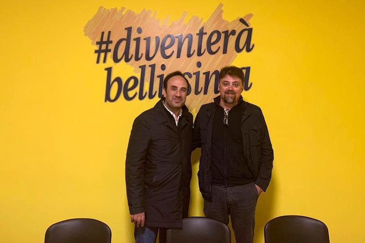 """Il consigliere comunale di Malfa, Lorenzo D'Amico, aderisce a """"Diventerà Bellissima"""""""