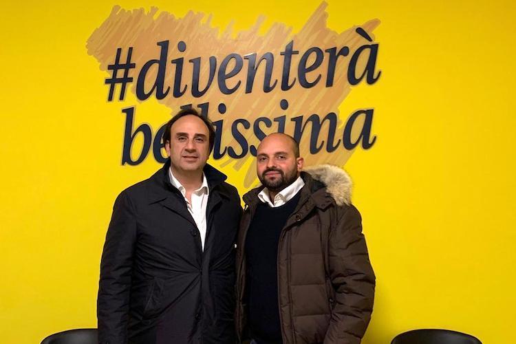 Il consigliere comunale di S. Piero Patti, Sergio Fiore, aderisce a Diventerà Bellissima