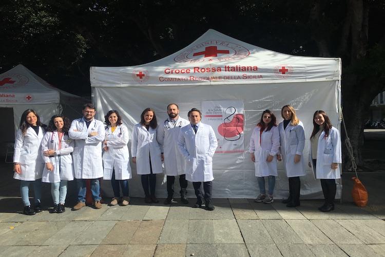 Domenica 17 marzo, giornata mondiale del rene, Unime a piazza Cairoli