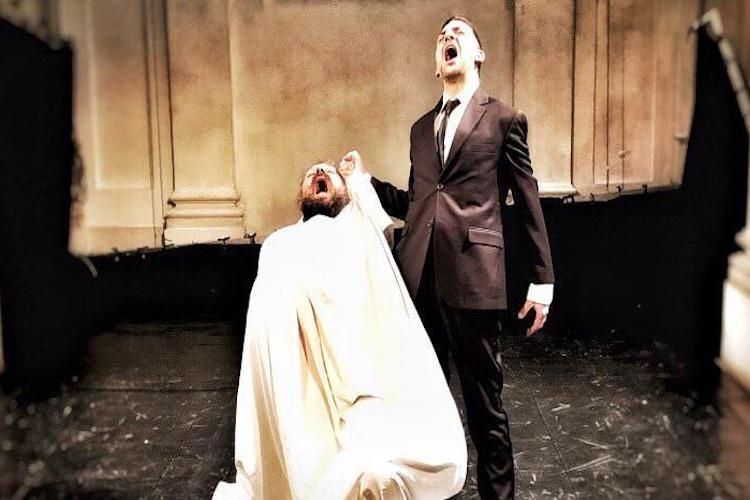 """Al Clan Off Teatro in scena lo spettacolo """"L'ammazzatore"""""""