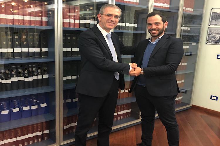 Il consigliere Zante incontra l'assessore Falcone per il Risanamento di Messina