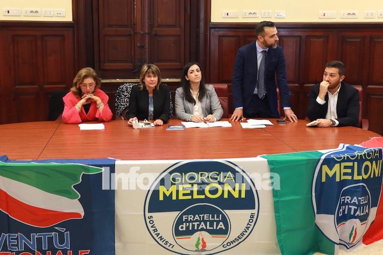 """Maria Fernanda Gervasi  si presenta: """"Giovani, Famiglia e Ponte sullo Stretto"""""""