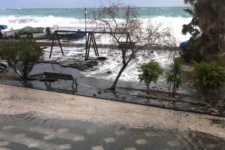 Erosione costiera, dopo 40 anni si interviene per la messa in sicurezza di Canneto a Lipari