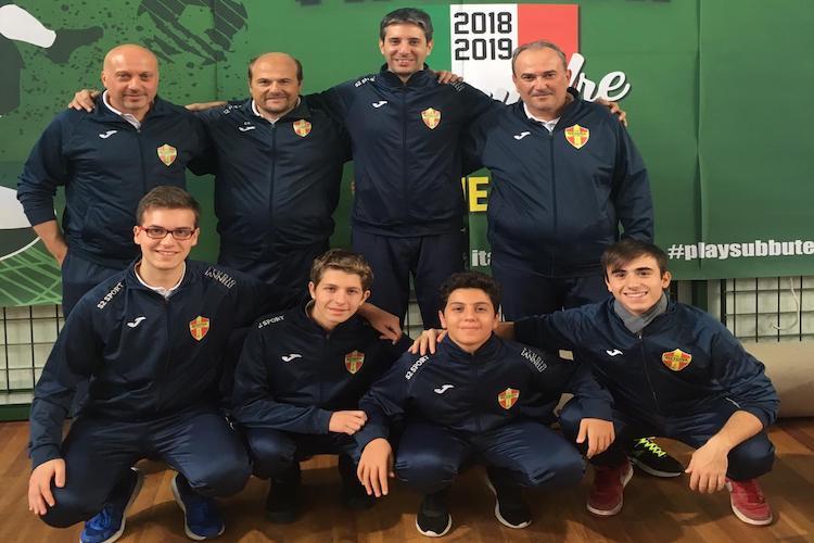 Per il Messina Table Soccer inizia il girone di ritorno di Serie C