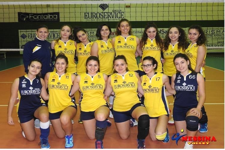 """Messina Volley (Serie D), coach Donato: """"Faremo di tutto per conquistare punti contro l'Orlandina"""""""