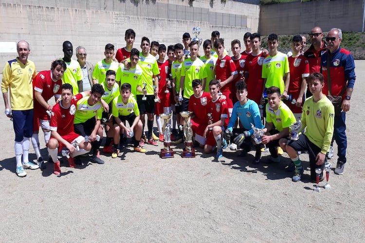 """L'Orsa Promosport Barcellona si aggiudica la """"Franco Luvarà Junior Cup"""""""